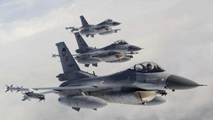 Son Dakika haberi: PYD ve DEAŞ'a hava harekatı