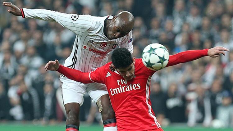 Beşiktaş 3-3 Benfica / MAÇIN ÖZETİ
