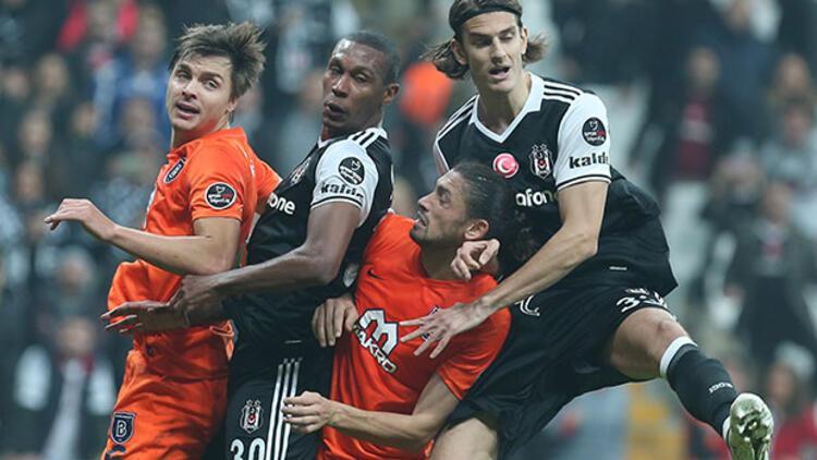 Beşiktaş 1-1 Medipol Başakşehir / MAÇIN ÖZETİ