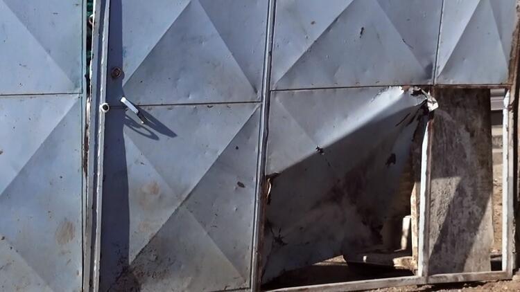 Doğubayazıt'ta çaydanlığa yerleştirilen bomba patladı