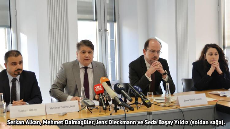 6 avukattan Esad'a suç duyurusu