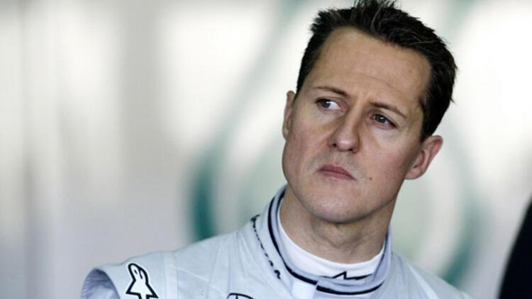 Schumacher 45 kiloya düştü