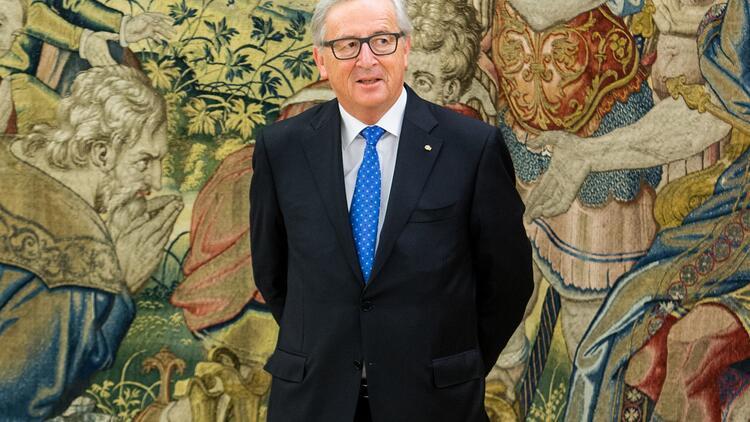 AB Komisyonu Başkanı Juncker'den 'Türkiye' açıklaması