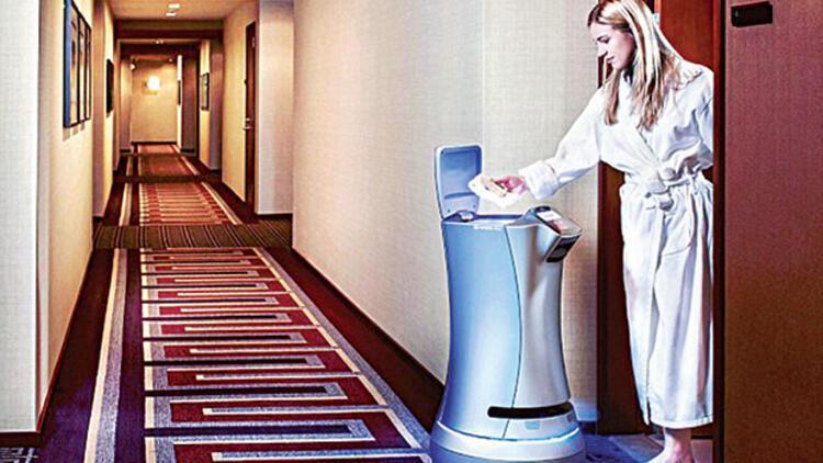 Robot  personel