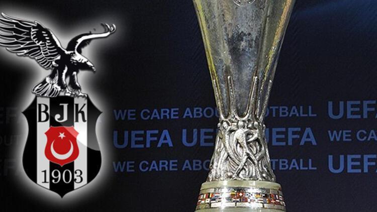 Beşiktaş'ın UEFA Avrupa Ligi'nde muhtemel rakipleri!