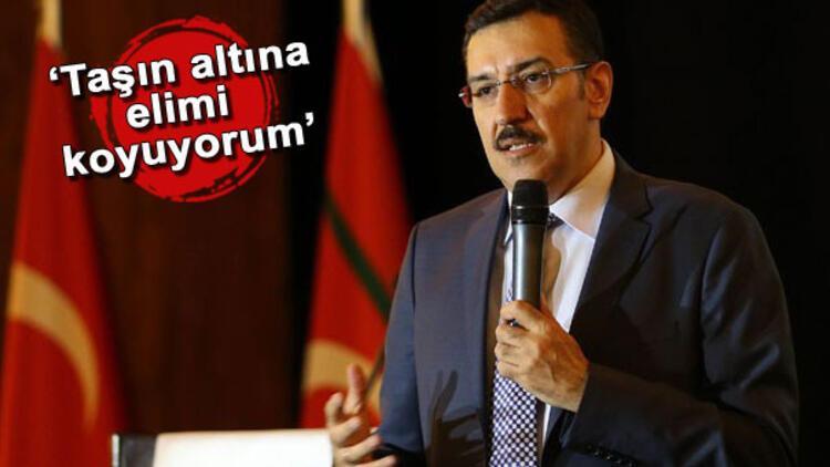 """Bakan Tüfenkci'den """"sicil affı"""" ve """"işsizlik fonu"""" açıklaması"""
