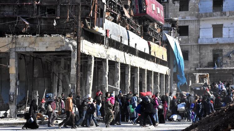 Halep'te yüzlerce erkek kayboldu
