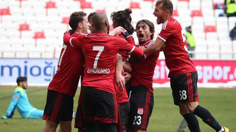 Sivasspor: 3 - Göztepe: 0