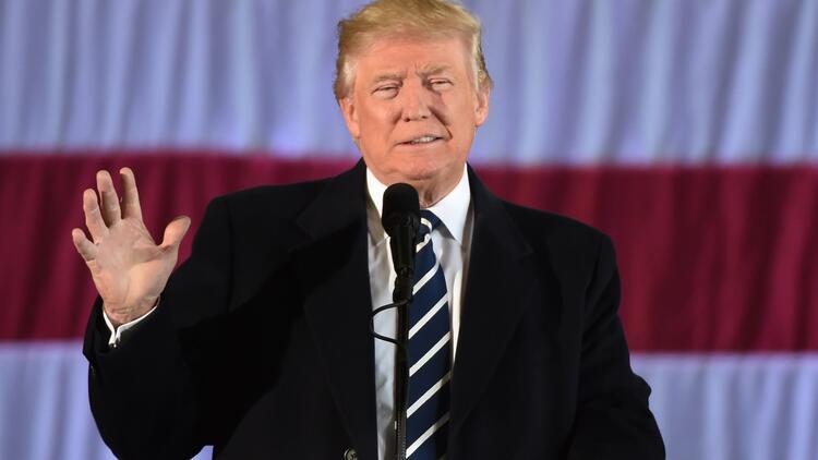 Trump: CIAin ortaya attığı iddia gülünç
