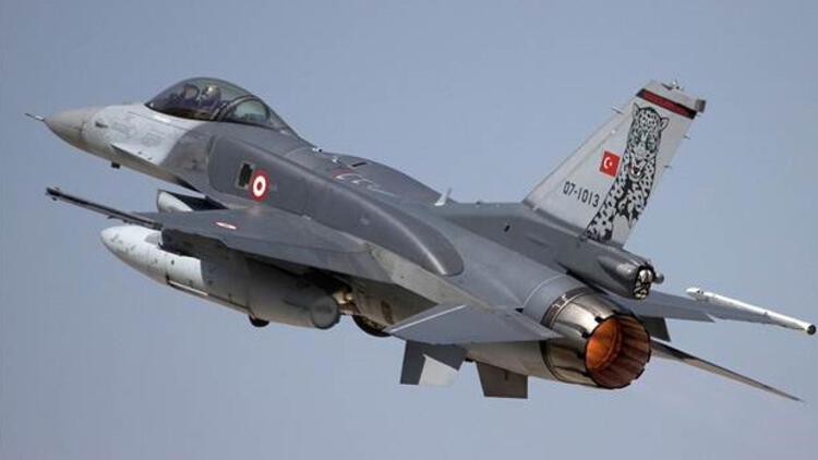 Son Dakika Haberi: Diyarbakır'da askeri uçak düştü