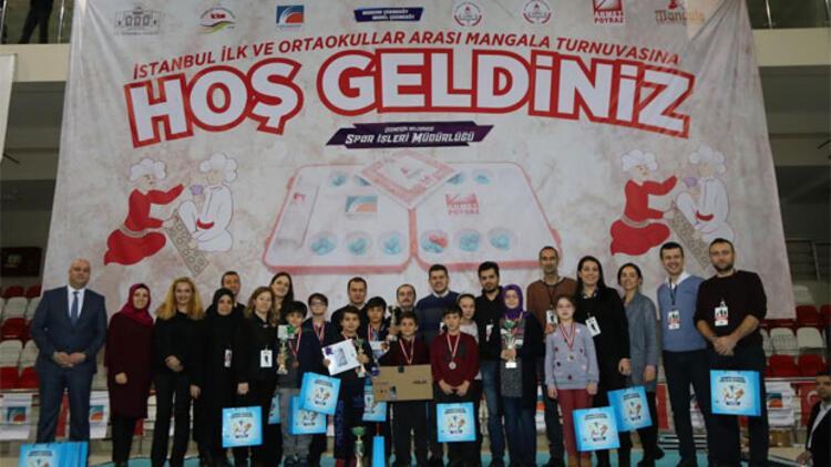 İstanbul Mangala turnuvası sonuçlandı
