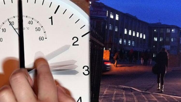 Kış saati uygulaması tekrar mı başlayacak?