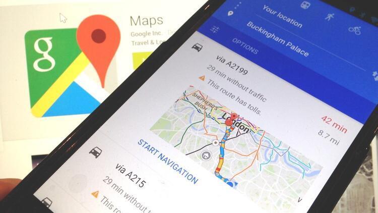 Google Maps'e alkışlanacak özellik geldi!