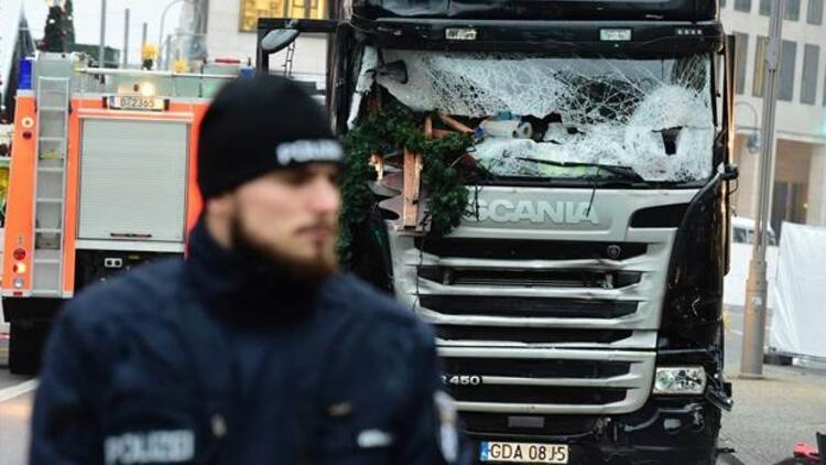 Berlin'deki 'TIR' dehşetini terör örgütü DEAŞ üstlendi