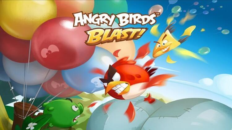 Angry Birds Blast gün sayıyor