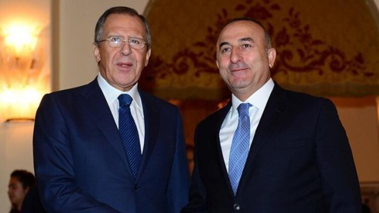 Çavuşoğlu, Lavrova başsağlığı diledi