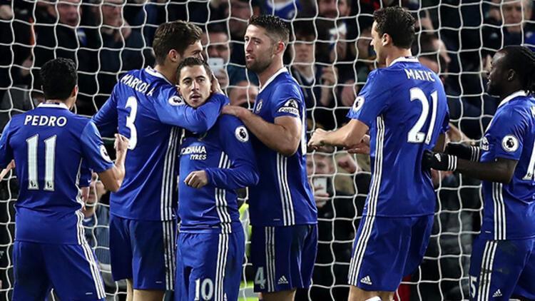 Chelsea rekor kırdı