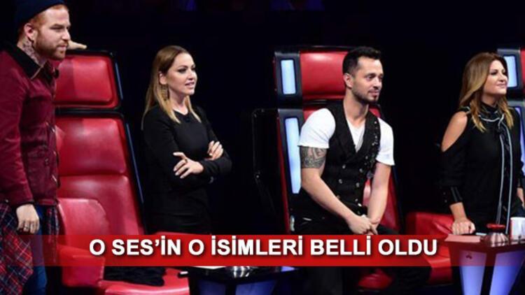 O Ses Türkiye yılbaşı 1. cisi kim oldu? İşte şaşırtan sonuç