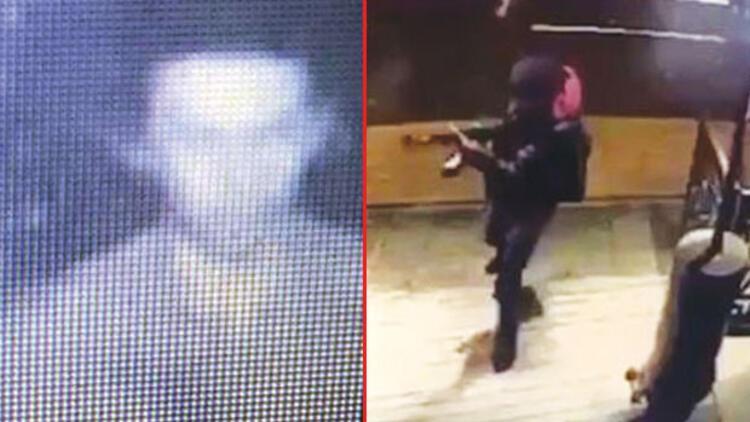 İstanbul'daki saldırıda teröristin yeni görüntüsü ortaya çıktı!