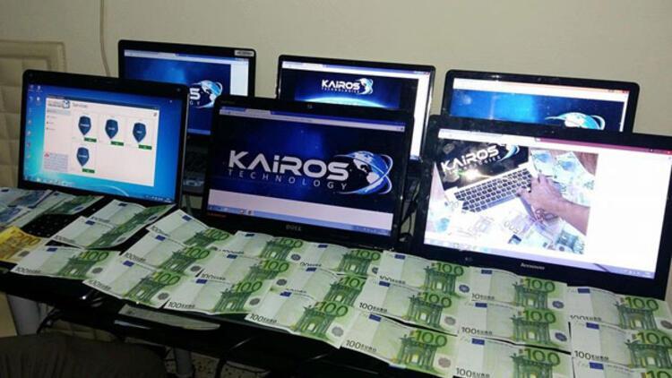 'Saadet zinciri' Kairos Teknoloji hakkında bakanlıktan suç duyurusu