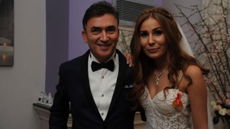 Gezegen Mehmet evlendi!
