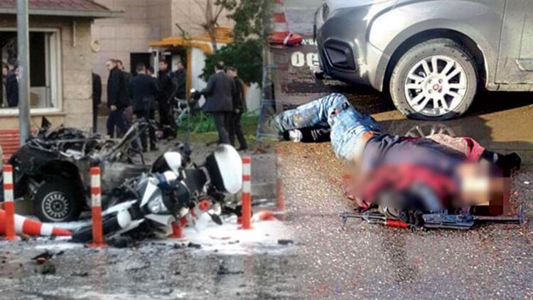 İzmir'deki patlama ve çatışmadan son bilgiler