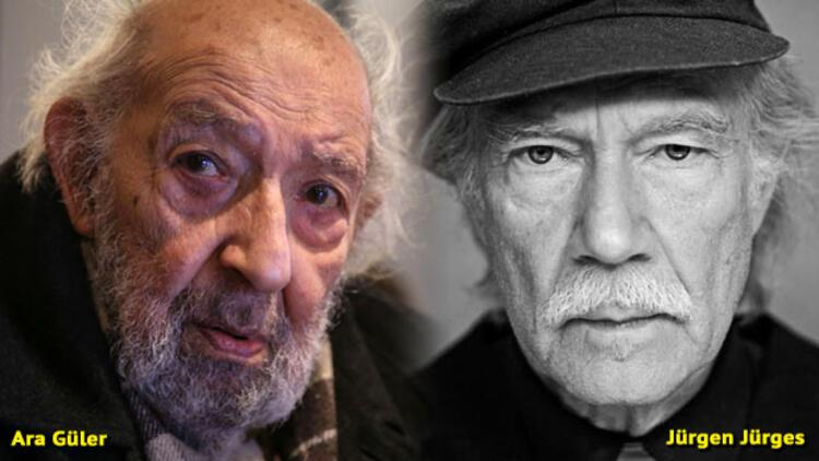 Ara Güler ve Jürgen Jürges'e 'Onur Ödülü'