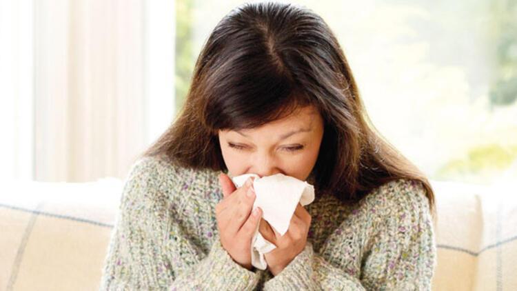 Bu havalar bizi bir 'grip' yaptı