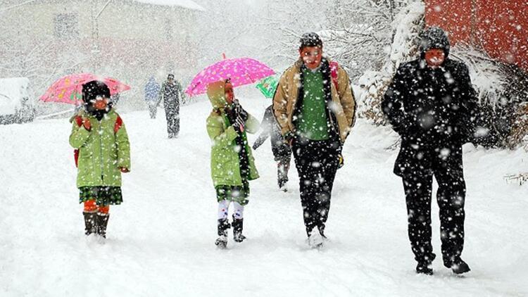 Kocaeli, Düzce, Zonguldak, Nevşehir'de okullar yarın tatil mi?