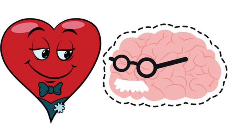 Kalp mi beyin mi?