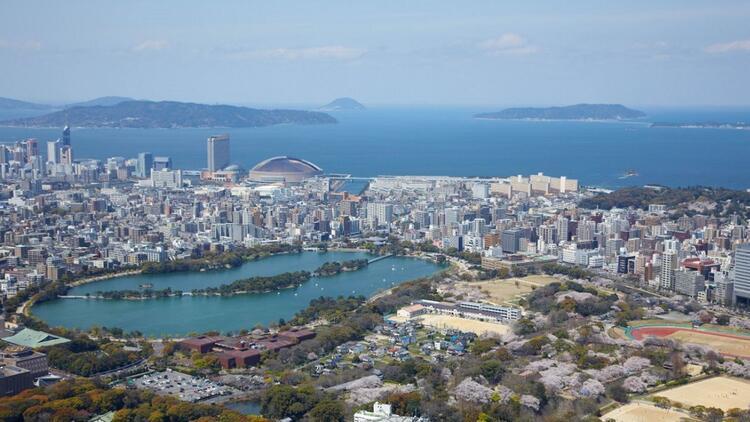 Japonya'nın huzur şehri: Fukuoka