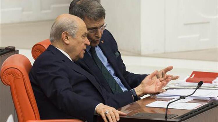 Halaçoğlu, Bahçeli'yle sohbetini anlattı