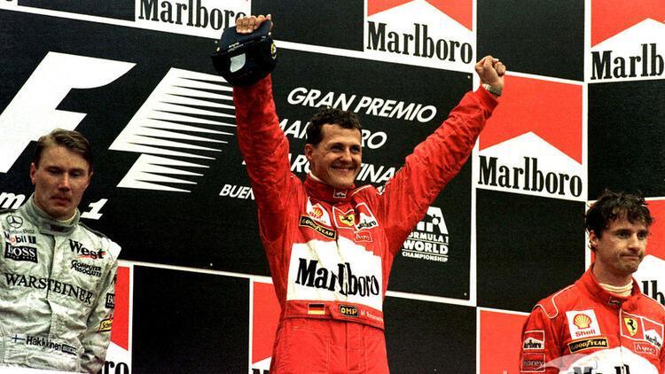 Sponsorları Schumacher'i terk ediyor