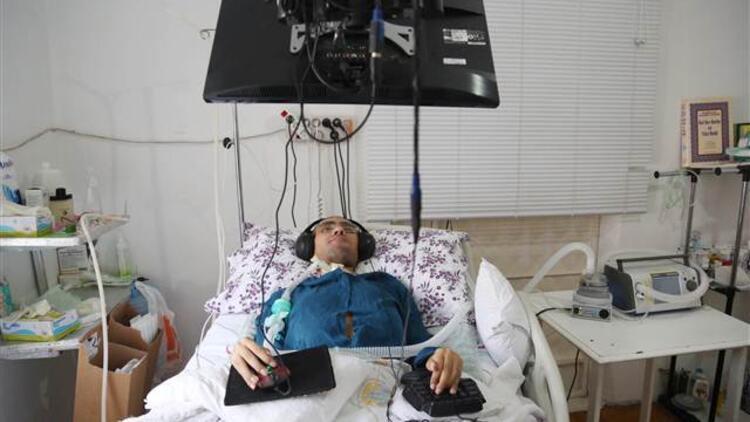 'Antalyalı Hawking' Ersin