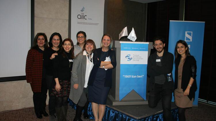 TKTD teknik ekipman şirketleriyle buluştu