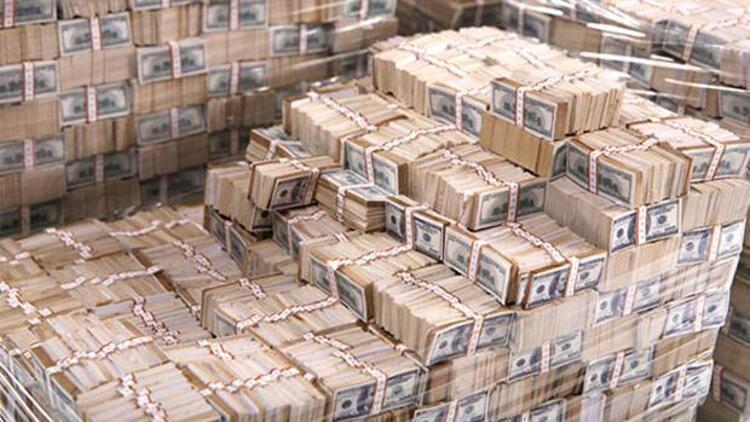 Merkez'in döviz rezervi 95.29 milyar dolara geriledi