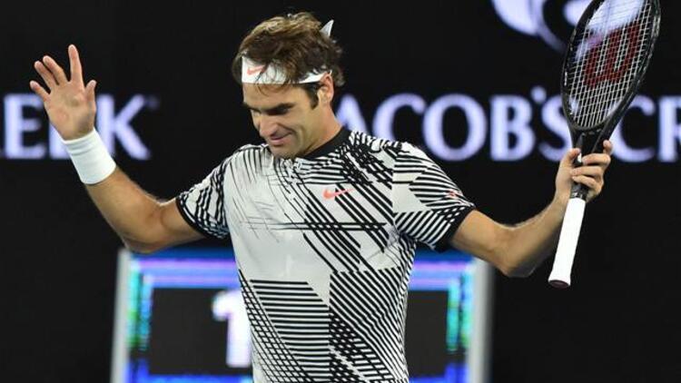 Federer, Wawrinka'yı devirdi, Avustralya Açık'ta finalde...