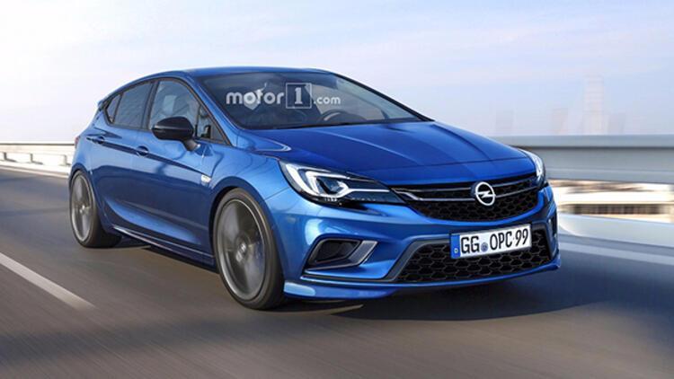 Opel Astra OPC, önümüzdeki aylarda geliyor!