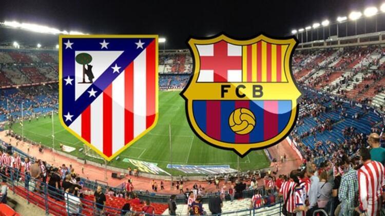 Atletico Madrid Barcelona maçı bu akşam saat kaçta hangi kanalda canlı yayınlanacak? - İspanya Kral Kupası