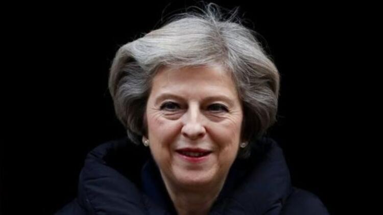 Avam Kamarası'ndan Başbakan May'e Brexit desteği
