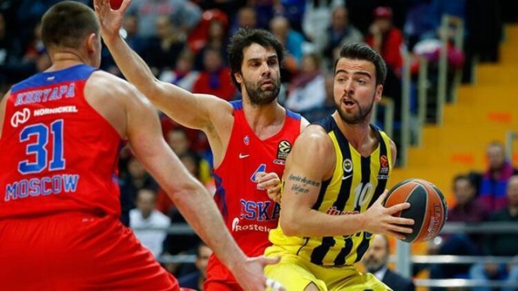 Fenerbahçe Euroleague'de haftanın maçına çıkıyor!