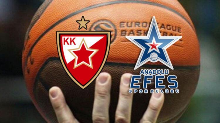 Kızılyıldız Anadolu Efes Euroleague maçı bu akşam saat kaçta hangi kanalda canlı yayınlanacak? - THY Avrupa Ligi