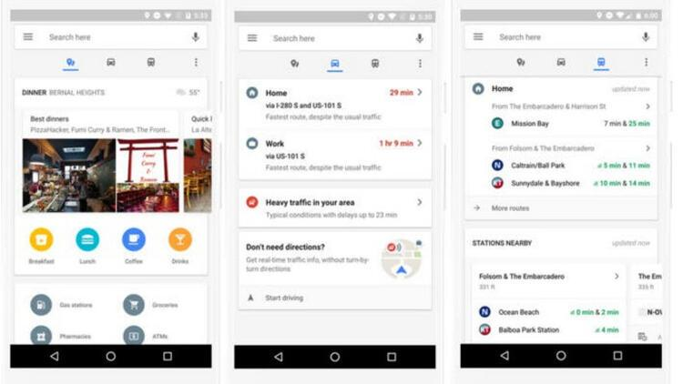 Android telefonlara Google Maps müjdesi