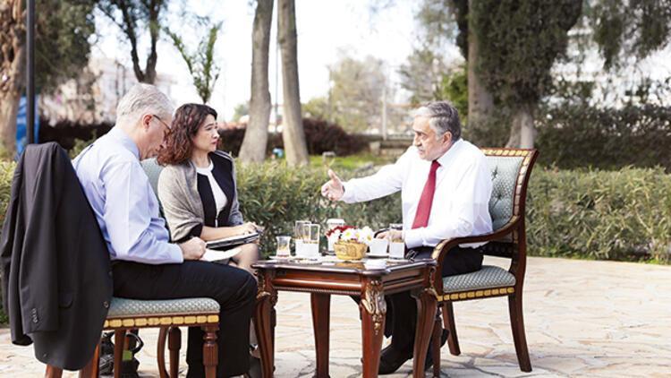 Referandumun Kıbrıs  barışıyla ilgisi yok