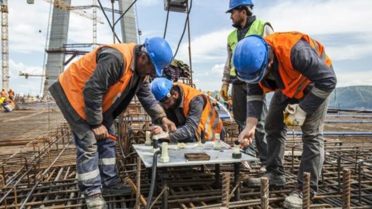 İnşaat sektörü bu yıl 200 bin ek istihdam sağladı
