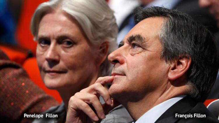 François Fillon'un eşi de sorgulanacak mı?