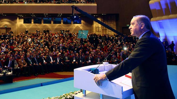 Referandum tarihi kesinleştikten sonra Erdoğan'dan ilk açıklama