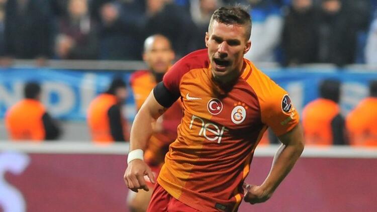 Ve Podolski gitti