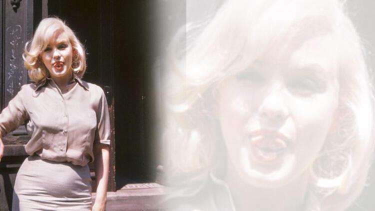 Monroe'nun hamilelik fotoğrafları