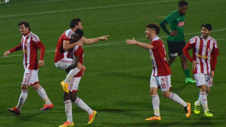 Denizlispor: 2 - Sivasspor: 3